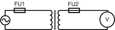 Что будет если вольтметр подключить последовательно