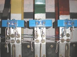Подключение трансформаторов тока