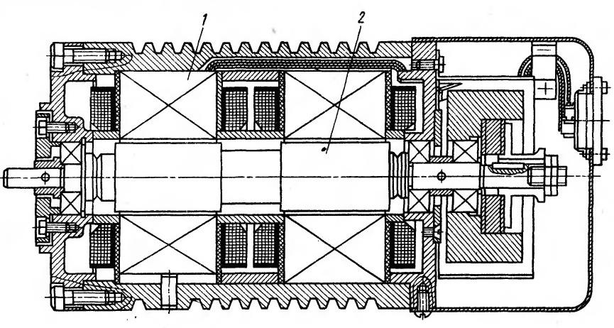Рис. 2.6  Шаговый двигатель