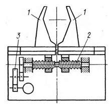 Рис. 3. Захватные устройства с электромеханическим приводом