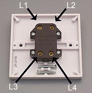 перекрестный выключатель