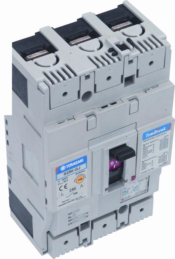Характеристики автоматических выключателей