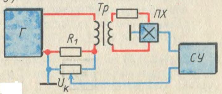 Схема тесламетра