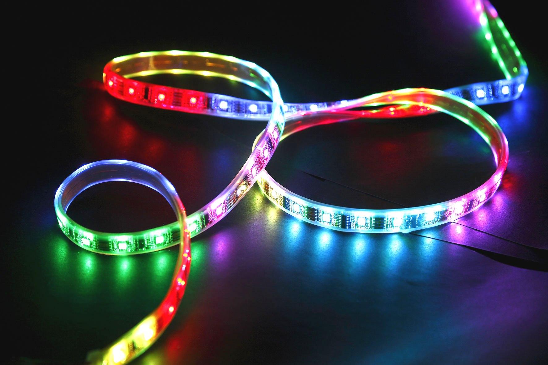 Гибкие светодиодные ленты