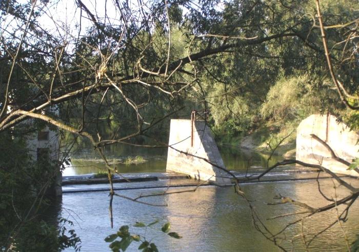 Приплотинная ГЭС