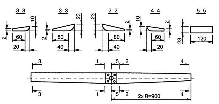 Вариант изготовления пропеллера для ветроустановки