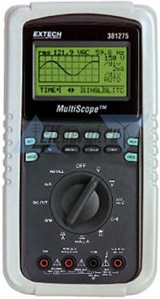 Мультиметр с графическим дисплеем