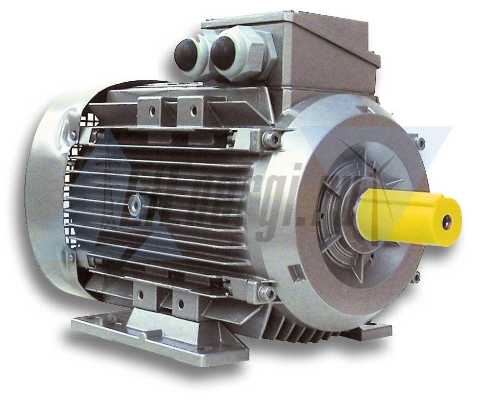 Конверсионный асинхронный генератор переменного тока