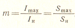 Коэффициент перегрузки масляного трансформатора