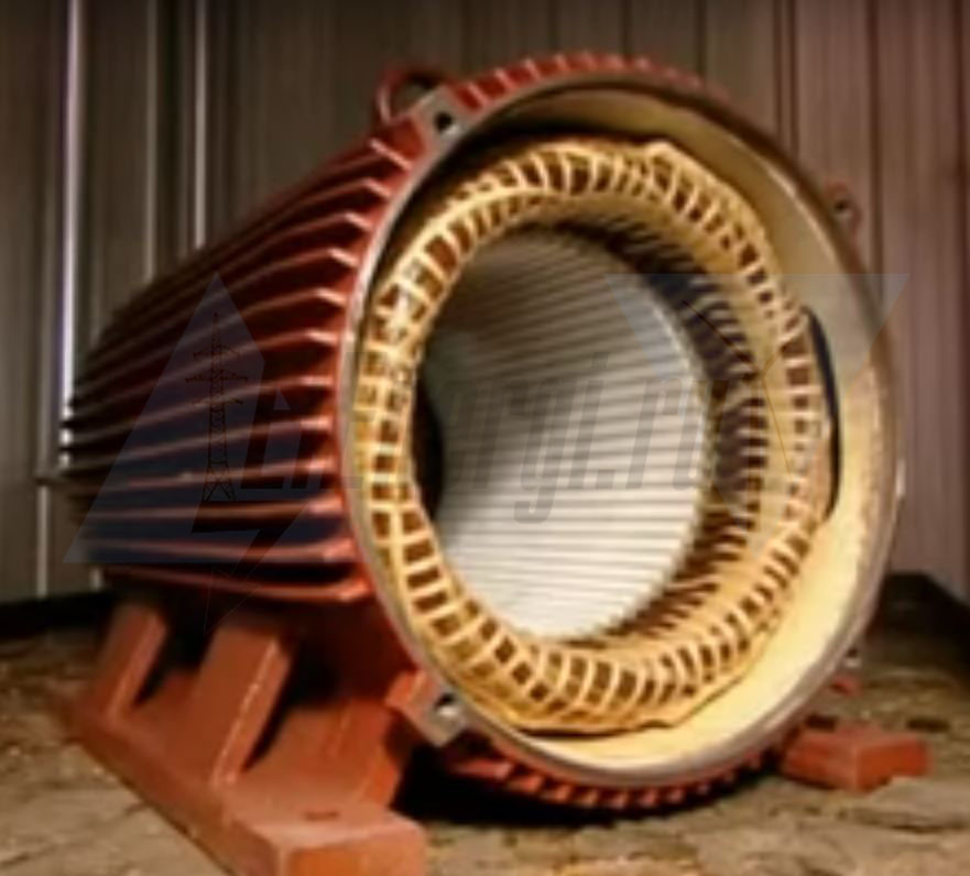 Изоляция обмоток электрических машин