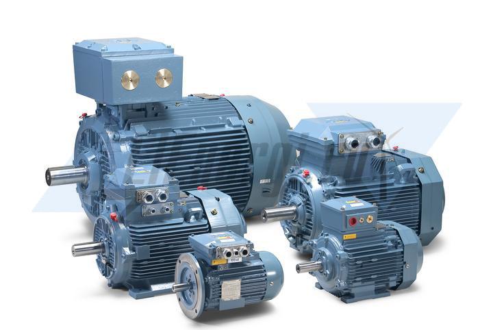 Классификация электрических машин по мощности