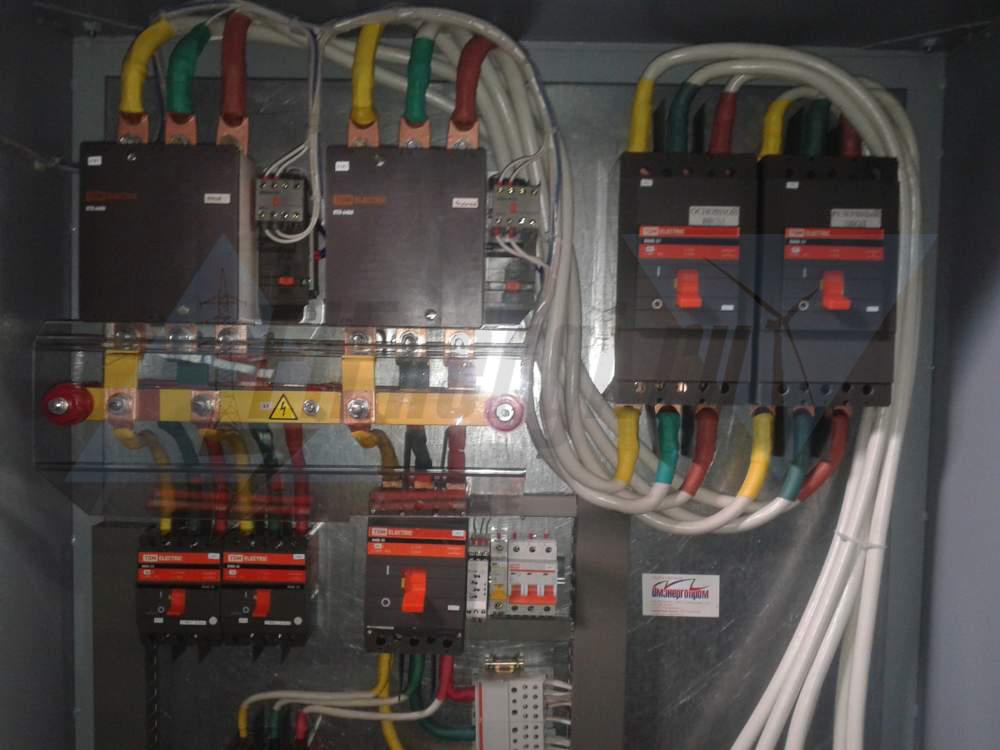 Цвета изоляции при трехфазном подключении электроприемников