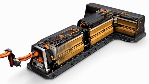 Литий-ионные аккумуляторы электромобилей