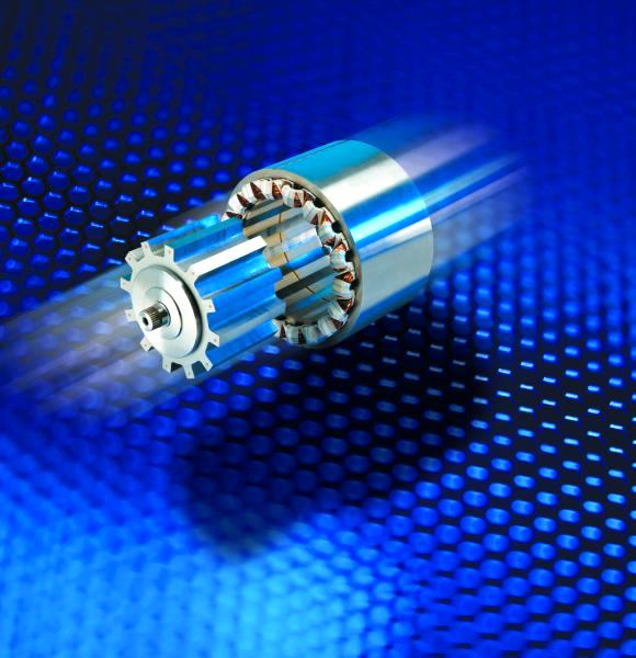 Ветильный реактивный электродвигатель
