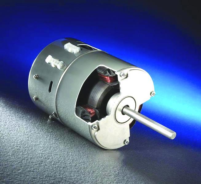 Электродвигатель с постоянными магнитами