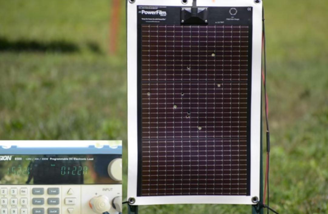 Солнечные панели способные работать при повреждении одной из ячеек