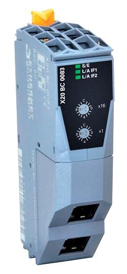 Контроллер с функцией сервера от B & R Automation