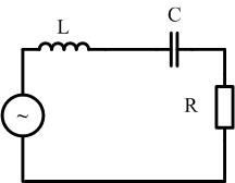 Закон Ома для переменного тока с наличием активного и реактивного сопротивления