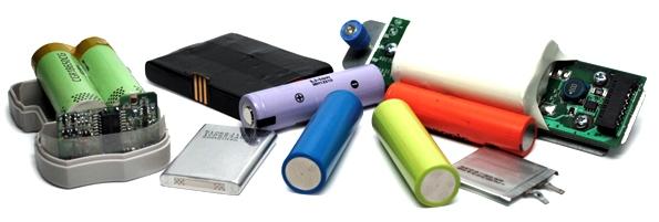 Разница между батареями и ячейками батарей