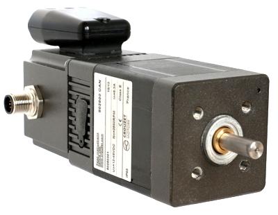 Бесщеточный электродвигатель Crouzet с одним кабелем обратной связи