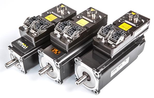 Электродвигатели B&R Industrial Automation со степенью защитиы IP65