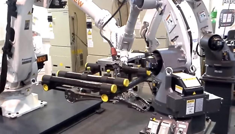 Совместное существование роботов и интернет вещей
