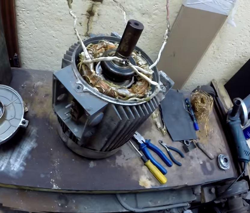 Регулирование скорости вращения асинхронных электродвигателей путем переключения числа пар полюсов
