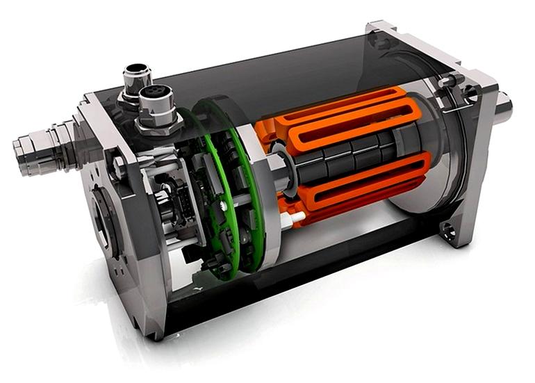 Электродвигатели с электронным управлением (бесщеточные)