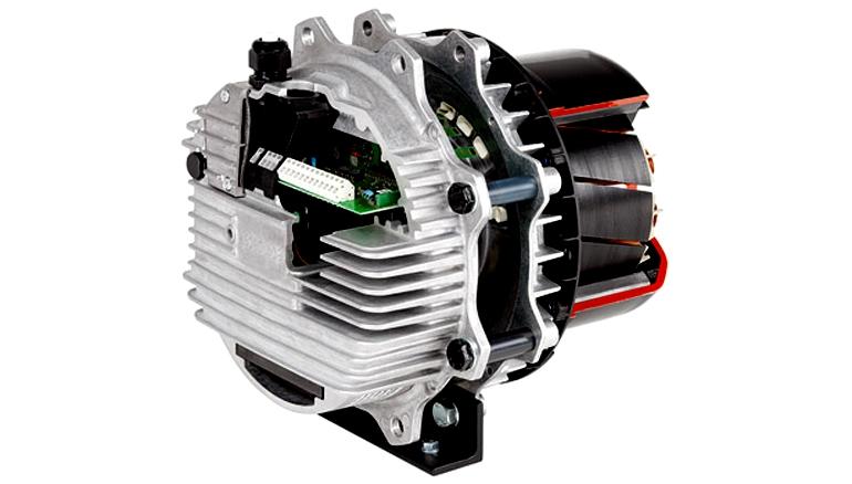 ЕС двигатели для устройств малой мощности (вентиляторы, системы движения, сервомоторы)