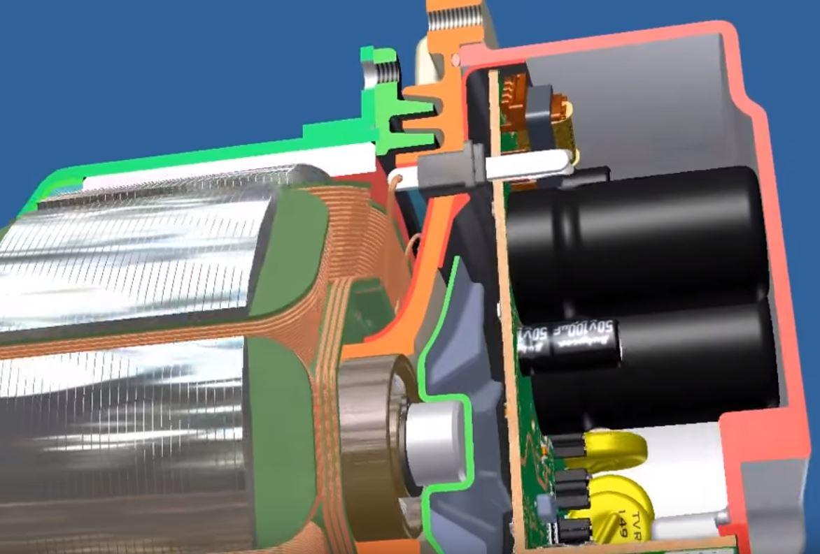 В чем разница между двигателями с электронным управлением и машинами переменного и постоянного тока?