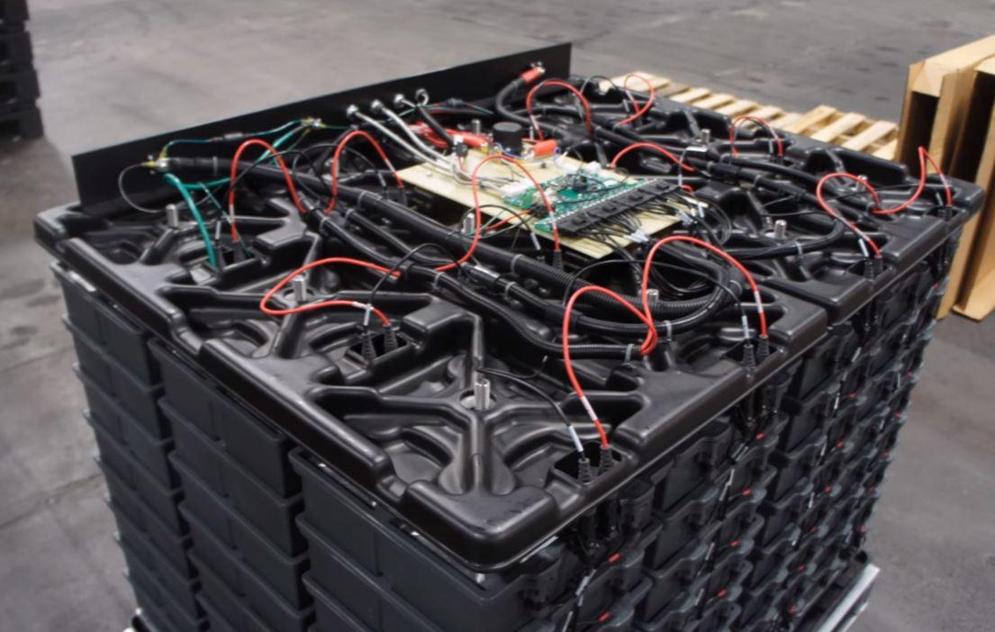 Аккумуляторные батареи на основе соленой воды