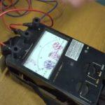 Измерение сопротивления обмоток машин постоянного тока
