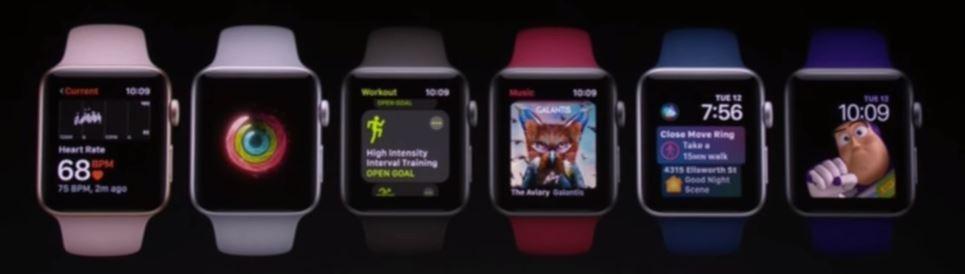 Новые смарт часы Apple Watch 3