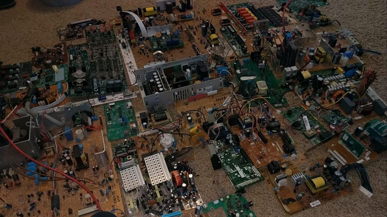 Какое будущее у электронных «отходов»?