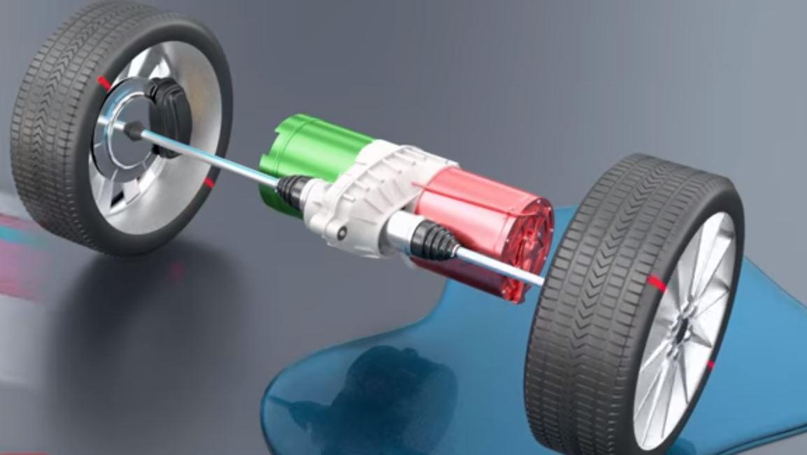 «Перемещение» нитрида галлия в трансмиссию современных электромобилей