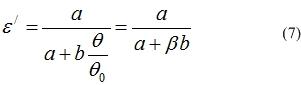 Коэффициент относительной продолжительности включения 1
