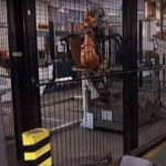 Ограждения промышленных роботов