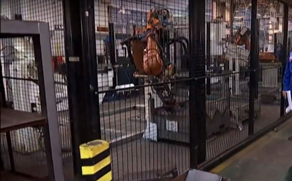 «Умный» робот или радиолокационное измерение с помощью миллиметровых волн