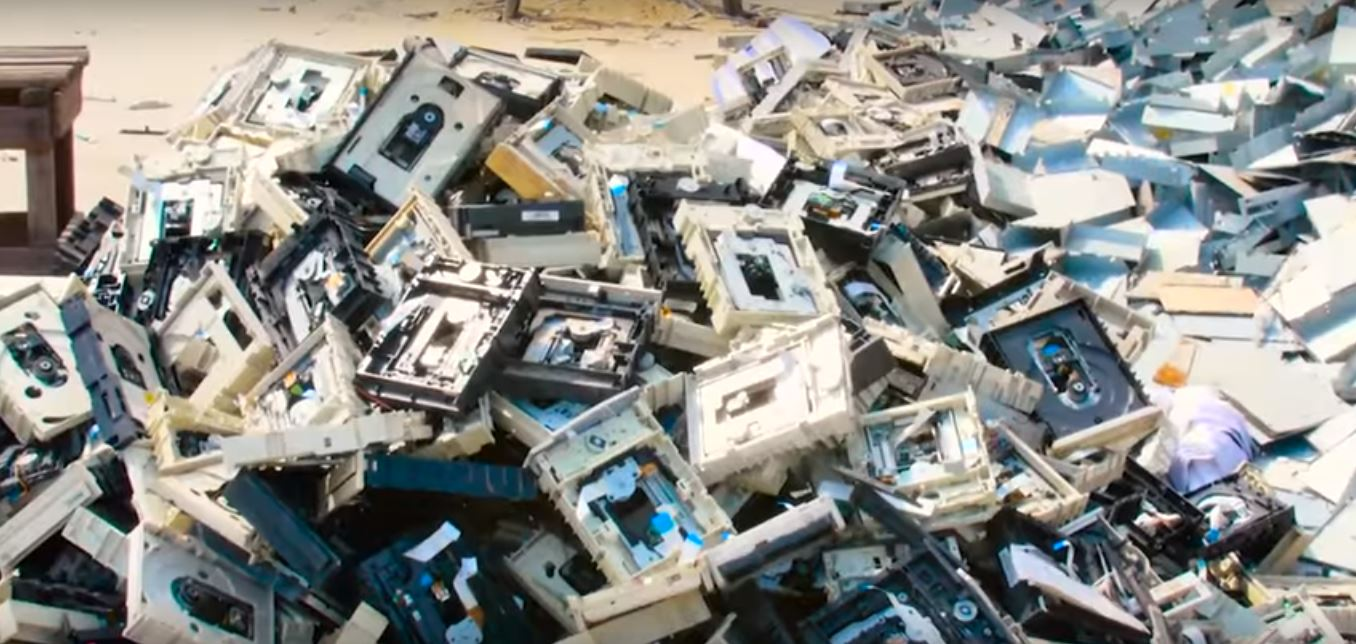 Проблемы электронных отходов в мире
