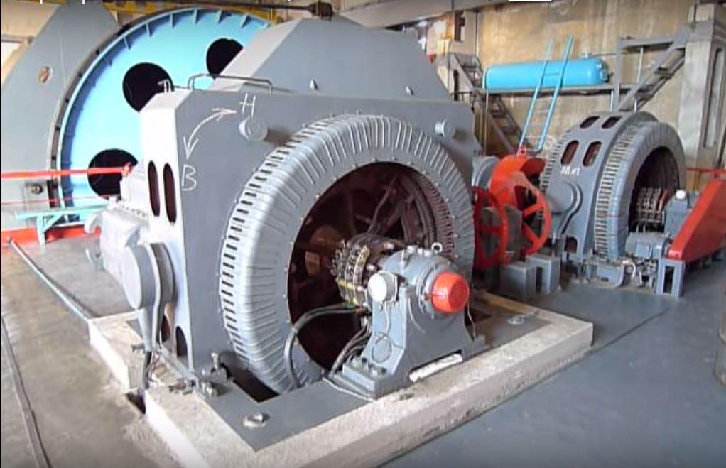 Основы работы электродвигателей на общий вал