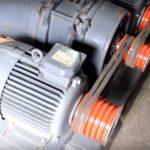 Синхронная работа электродвигателей на общий вал