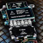Интеграция фильтров электромагнитной совместимости в трансмиссия современных электромобилей
