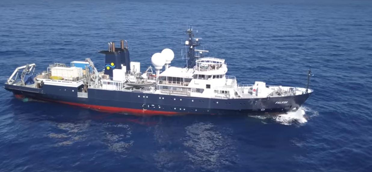 Автономные роботы начинают исследовать моря и океаны