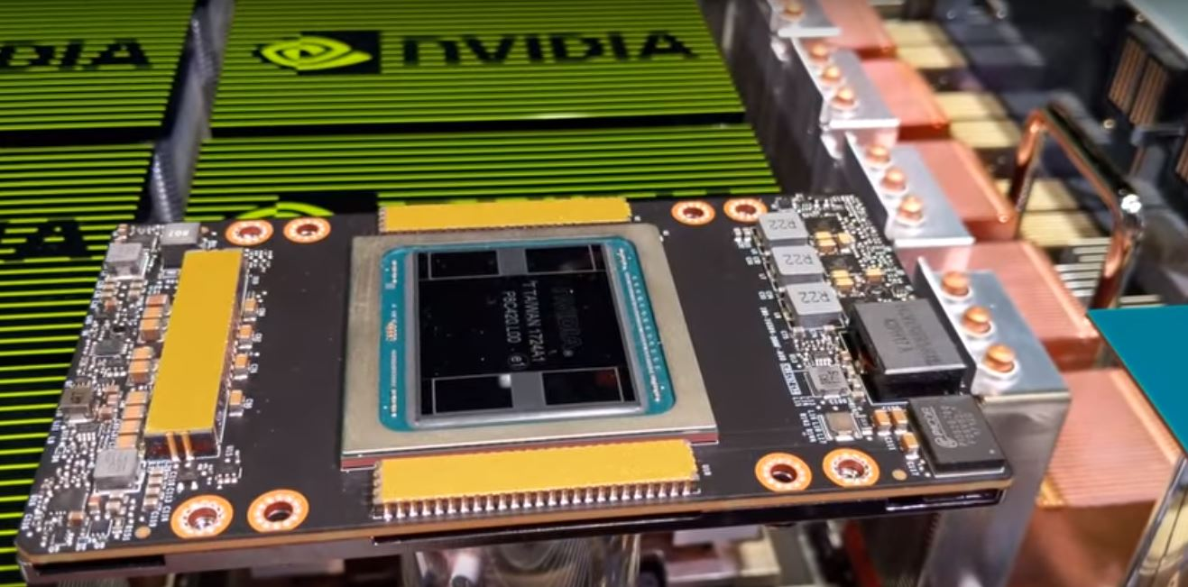 Nvidia получила 3 миллиарда долларов доходов в первом квартале