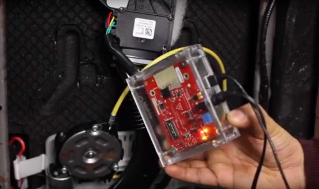 Texas Instruments выпускает новую линейку радиолокационных микросхем