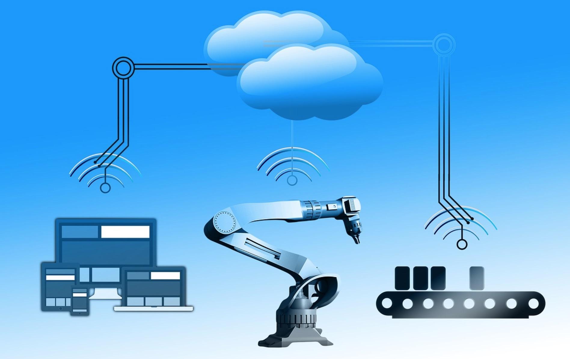 Промышленные интернет вещей помогают производству стать более децентрализованным
