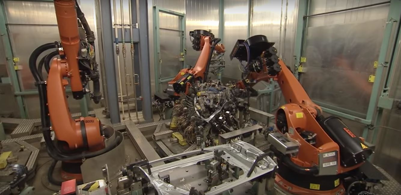 Готовы ли США стать мировым лидером в области робототехники?
