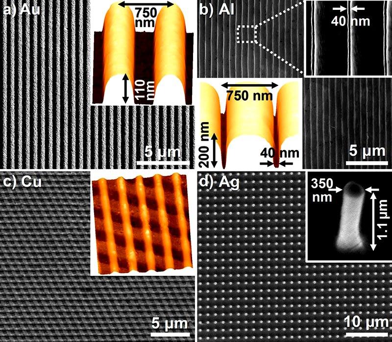 Сканирующая электронная микроскопия и АСМ