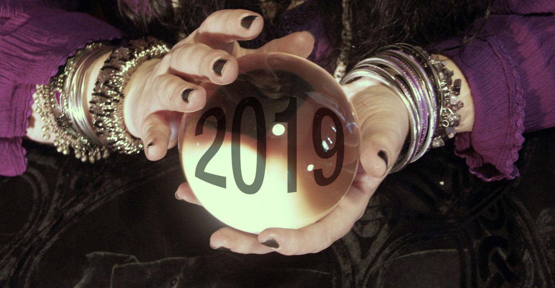 5 технических прогнозов на 2019 год: начало десятилетия инноваций