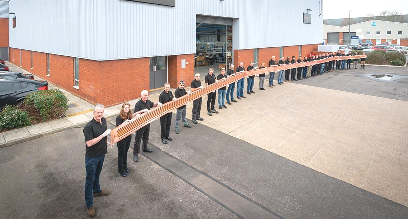 Самая длинная гибкая печатная плата в мире